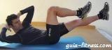 abdominal com pedalar