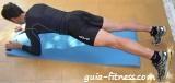 core prancha com abertura de perna