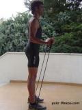 biceps com elastico
