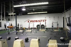treino crossfit