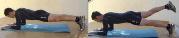 treino core total-abdominal-prancha-perna