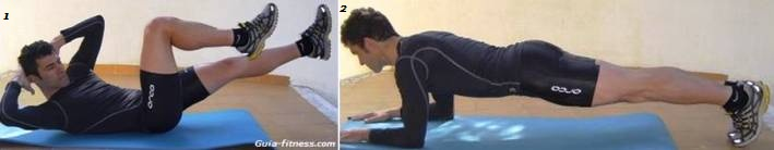 Treino corpo total-treino força-treino abdominal-treino core