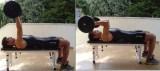 triceps com barra